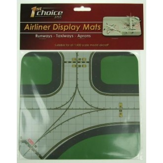 1st Choice Airliner Display Mat Taxiway Large 1/400 Scale FC4ADM003