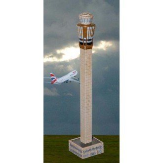 1st Choice Gemini Jets Airport Control Tower 1/400 Scale FCAAL002