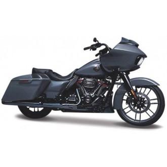 Maisto Harley Davidson 2018 CVO Road Glide Dark Grey 1:18 Scale