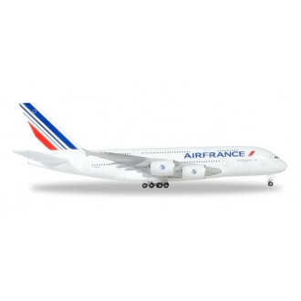 Herpa Wings Air France Airbus A380-800 F-HPJH 1/500 Scale 515634-004