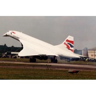 Herpa Wings British Airways Aérospatiale-BAC Concorde G-BOAF 1/500 Scale 527477-001