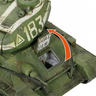 Forces of Valor Soviet medium tank T-34-85 Model 1944 95th Tank Brigade 9th Tank Corps, Berlin 1945 1/32 Scale 801013B