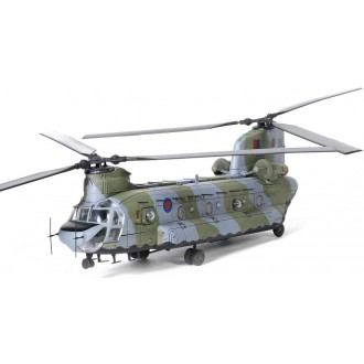 Forces of Valor Chinook HC MK1 Bravo November ZA718 No 18 Squadron Royal Air Force Falklands Detachment 1982  1/72 Scale 821004C