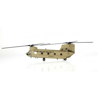 Forces of Valor U.S. Boeing Chinook CH-47F Desert Tan 3rd Battalion, 25th Aviation Regiment, 25th Combat Aviation Brigade, 25th Infantry Division, 2013 1:72 Scale 821004D