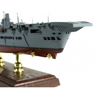 Forces of Valor British HMS Ark Royal (91) Operations off Norway 1941 Aircraft Carrier 1:700 Scale 861009A