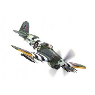 Corgi Aviation Archive Hawker Typhoon Mk.IB MN625 MR-B RAF No.245 Northern Rhodesia Squadron D Day 1/72 Scale AA36512