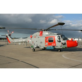 Corgi Aviation Archive Westland Lynx HAS 3 ICE XZ238/434 HMS Endurance 2002 1/72 Scale AA39007