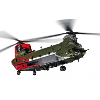 Corgi Aviation Archive Boeing Chinook HC.4 ZA712 RAF No.18 B Squadron 100 Years of the RAF 1/72 Scale AA34215