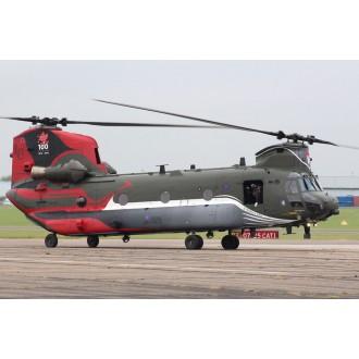 Corgi Aviation Archive Boeing Chinook HC.4 ZA712 RAF No.18 B Squadron 100 Years of the RAF 1/72 Scale AA34215