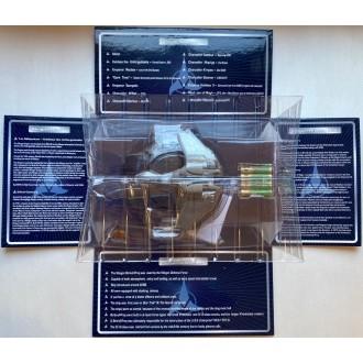Corgi Star Trek Klingon Bird of Prey with Lighted Display Stand CC96608