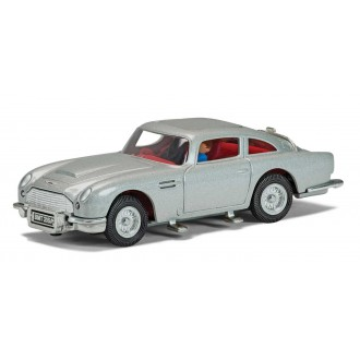 Corgi James Bond Aston Martin DB5 Silver Goldfinger 50th Anniversary CC04203S