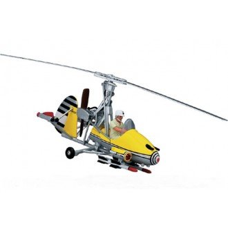 Corgi James Bond Gyrocopter Little Nellie You Only Live Twice 1/36 Scale CC04602