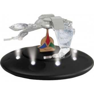 Corgi Star Trek Klingon Bird of Prey with Lighted Display Stand CC96608