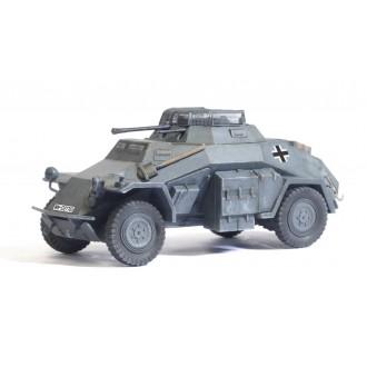 Dragon Armor Sd.Kfz.222 Leichte Panzersphwagen France 1940 1/72 Scale 60406