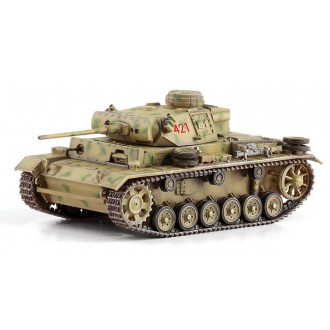 Dragon Armor Panzer Pz.Kpfw.III Ausf.L Late Production Russia 1942 1/72 Scale 60448