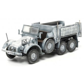 Dragon Armor Kfz.70 6x4 Personnel Carrier Winter Camouflage Eastern Front 1943 1/72 Scale 60501