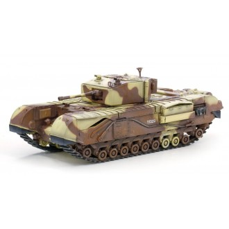 Dragon Armor Churchill Mk.III Tunis 1943 1/72 Scale 60569