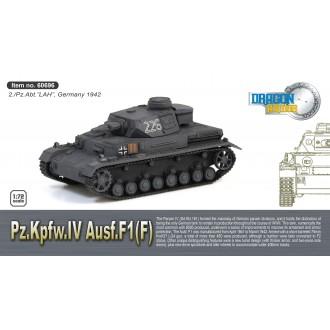 Dragon Armor Panzer Pz.Kpfw.IV Ausf.F1 LAH Germany 1942 1/72 Scale 60696