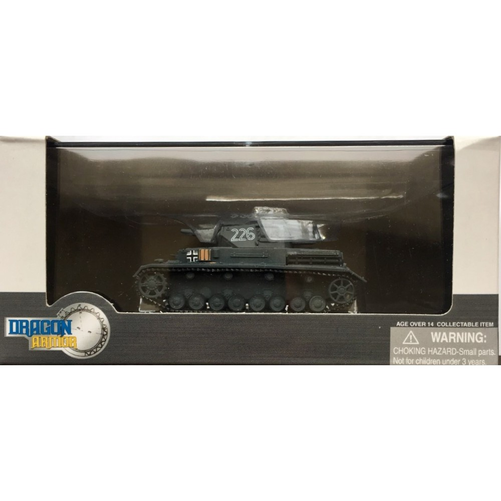 Dragon Armour 1//72 Panzer IV Ausf.F1 LAH Division Germany 1942 60696