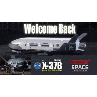 Dragon Wings Space Collection NASA Boeing X-37B Orbital Test Vehicle OTV 1/72 Scale 50377