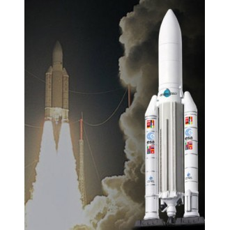 Dragon Wings Space Collection Ariane 5G with Launch Pad 1/400 Scale 56230