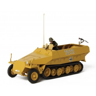 Forces of Valor German SD. KFZ. 251/1 Hanomag Eastern Front 1944 1/72 Scale 85079