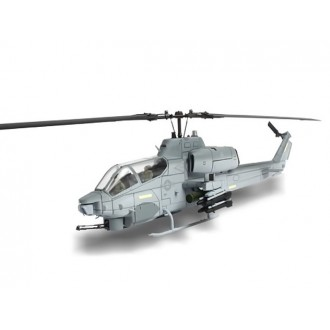 Forces of Valor US Bell AH-1W SuperCobra Attack Helicopter 1/48 Scale 84007