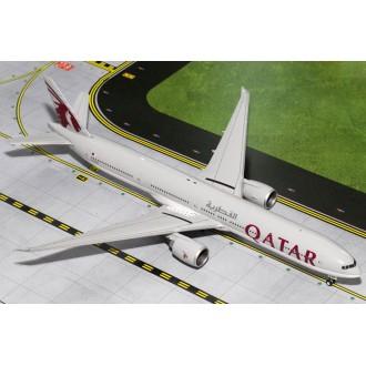 Gemini 200 Qatar Airways Boeing 777-300ER A7-BAC 1/200 Scale G2QTR477