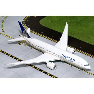 Gemini 200 United Airlines Boeing B787-8 Dreamliner N27901 1/200 Scale G2UAL519
