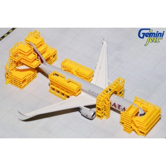 Gemini Jets Aircraft Maintenance Scaffolding 1/400 Scale GJAMS1828