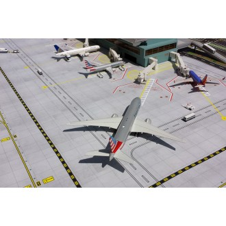 Gemini Jets Official Airside / Landside Airport Mat Set 1/400 and 1/200 Scale GJAPS006