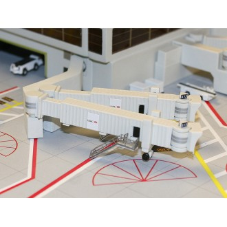Gemini Jets Wide Body Jet Bridges & Airport Adapters 1/400 Scale GJARBRDG2
