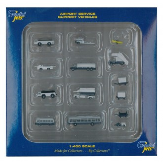 Gemini Jets Complete Airport Set Terminal Mat Control Tower Vehicles & Aircraft Free UK Shipping