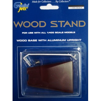 Gemini Jets Wood Display Stand 1/400 Scale GJSTD1013