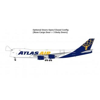 Gemini Jets Atlas Cargo Boeing 747-8F N854GT GJGTI1888 1/400 Scale - Gemini Jet's New Interactive Series