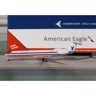 Gemini Jets American Eagle Embraer ERJ-145 N639AE 1/400 Scale GJAAL1565