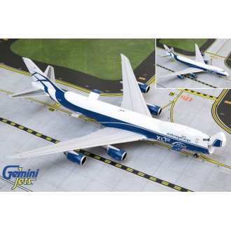 Gemini Jets Air Bridge Cargo B747-8F Interactive Series VP-BBY 1/400 Scale GJABW1895