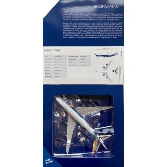Gemini Jets Air Bridge Cargo B747-8F Interactive Series VP-BBY 1/400 Scale GJABW1895