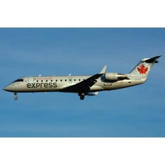 Gemini Jets Air Canada Express Bombardier CRJ200 C-GKFR 1/400 Scale GJACA1674