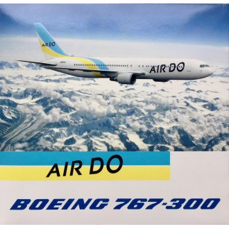 Gemini Jets Air Do Boeing B767-300 DJA601A with Antenna 1/400 Scale GJADO1370