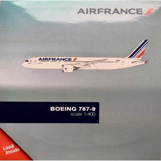 Gemini Jets Air France Boeing 787-9 Dreamliner F-HRBB 1/400 Scale GJAFR1637