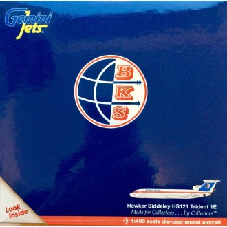 Gemini Jets British Air Services Hawker Siddeley HS121 Trident 1E G-AVYC 1/400 Scale GJBKS771