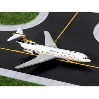 Gemini Jets Channel Airways Hawker Siddeley HS121 Trident 1E G-AVYB 1/400 Scale GJCAW772