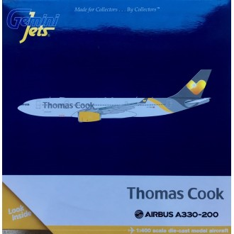 Gemini Jets Thomas Cook Airbus A330-200 G-TCXB 1/400 Scale GJTCX1200