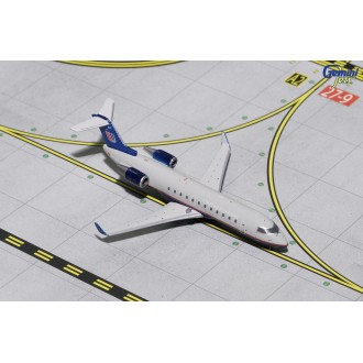 Gemini Jets United Express Airlines Bombardier CRJ200 N417AW 1/400 Scale GJUAL1633