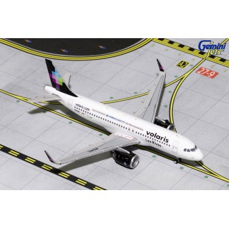Gemini Jets Volaris Airlines Airbus A320 Neo Los Rivas N528VL 1/400 Scale GJVOI1613