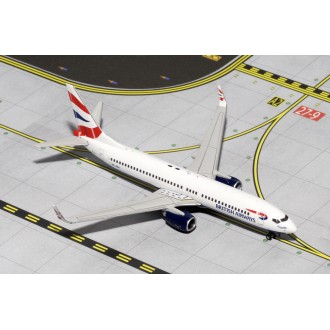 Gemini Jets British Airways Boeing 737-800 ZS-ZWI 1/400 Scale GJBAW1335