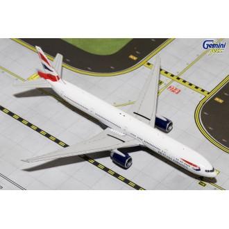 Gemini Jets British Airways Boeing 777-300ER G-STBG 1/400 Scale GJBAW1365