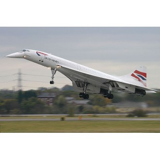 Gemini Jets British Airways Concorde G-BOAC 1/400 Scale GJBAW1539