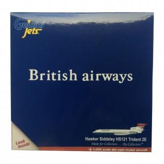 Gemini Jets British Airways HS121 Trident 2E G-AVFE 1/400 Scale GJBAW752